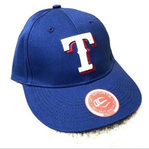 NEW Texas Rangers Youth Baseball Cap